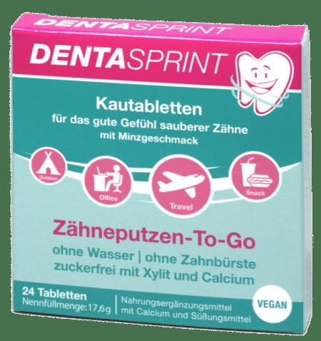 DentaSprint Kautabletten